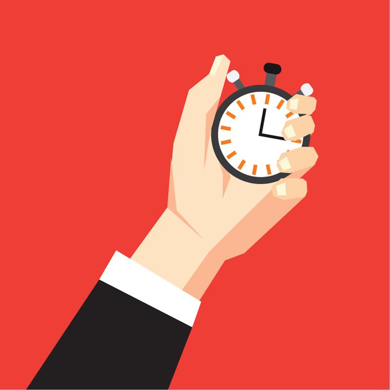 راه های کنترل زمان